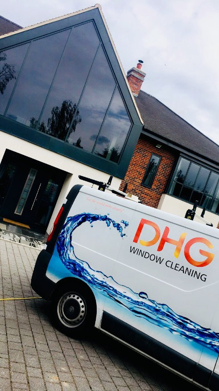 domestic window cleaning derby